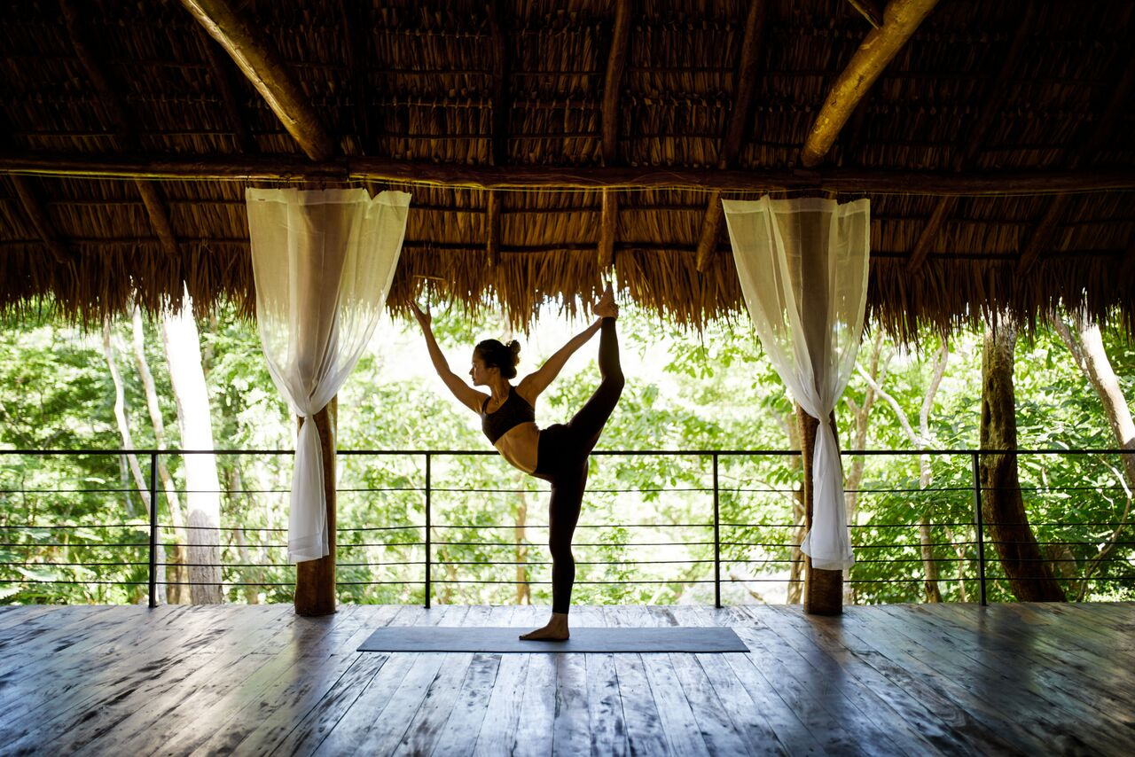 Tree Casa Nicaragua Practice Yoga In One Of Our Shalas Boasting Ocean or Jungle Views_